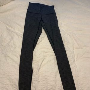 ⭐️LULULEMON⭐️ High rise full length leggings